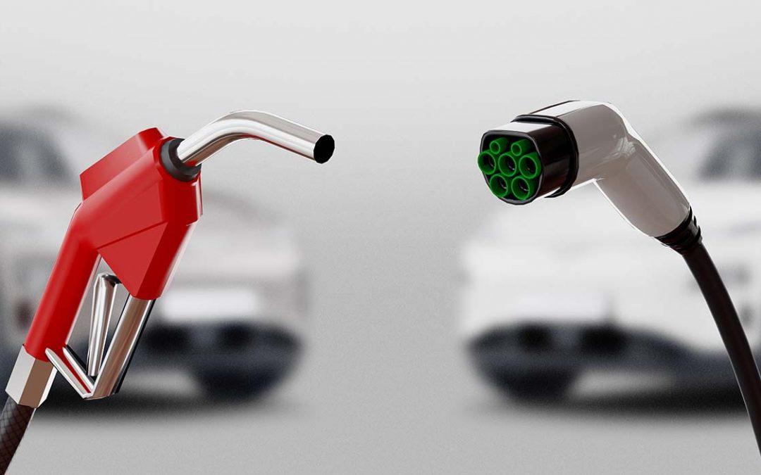 Electric & hybrid vehicles vs diesel